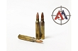 Stryker- 223, M193 Ball 55 Gr FMJ- 250 Rounds (From LC Brass/Pulled Bullets)
