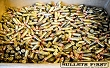 Bullets 1st - 2nd's 9mm, 113-119 gr Plated Bullet 250 Rounds - Plinking Ammo - Not Target Ammo