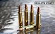 Bullets 1st - 223 Reman, 62gr FMJ 500 Rounds