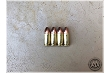 Bullets 1st - Reman 9mm, 115 gr Plated Bullet 1,000 Rounds