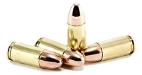 9mm 113-119 grain plated bullet 1,000 rounds - Plinking ammo - Not Target ammo