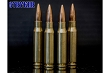 Stryker- 7.62x51 (308) 147 gr M80 FMJ - 250 Rounds  (From Never Fired LC Brass/Pulled Bullets)