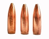 1000 CopperHead 223 Remington 55gr BT, SOLID COPPER 2nds bullets 1,000 count.-FREE SHIPPING