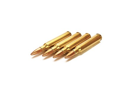 STRYKER - 223 M193 BALL 55 GR FMJ - 1000 CT