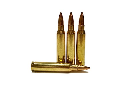 STRYKER - 223 M193 BALL 55 GR FMJ - 250 CT