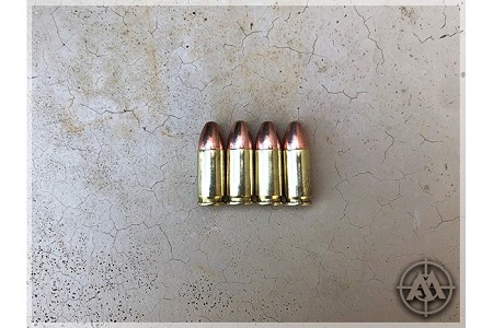 Bullets 1st - Reman 9mm, 115 gr Plated Bullet 250 Rounds