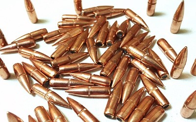 Lake City M855 .224 62 Gr Pulled Down Bullets (Cleaned)- 1000 Count- Free Shipping