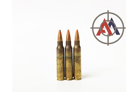 AM- Lake City 5.56x45 M856 Tracer 64 Gr FMJ, New 1000 Rounds