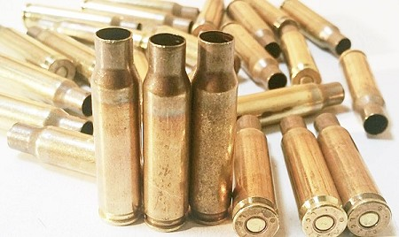 Lake City 7.62x51 (308) Pulled Down *Primed* Brass-Never Fired -- 500 cases - Free Shipping