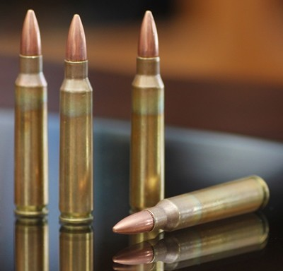 Stryker 5.56 --  62 gr FMJ M855 Steel Core - 250 rounds Never fired LC Brass - Pulled bullets