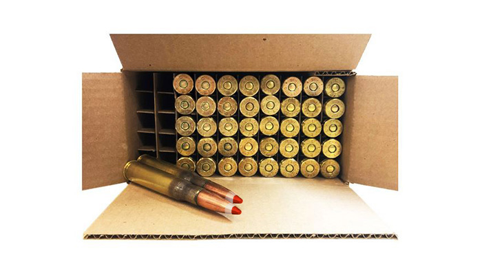 Lake City - 50 CAL M20 APIT 619 GR FMJ - 50 CT