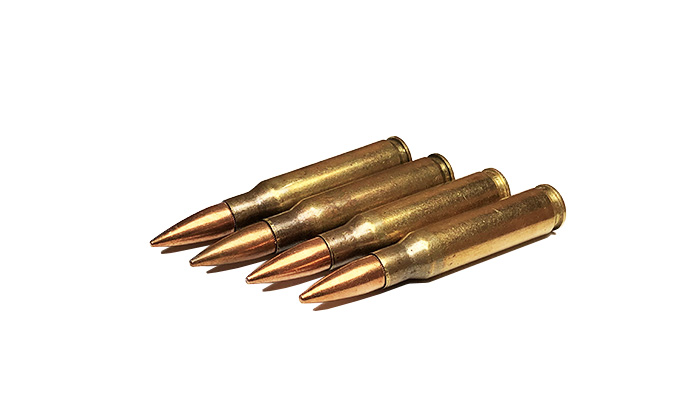 BULLETS 1ST - .308 175 GR SMK - 125 CT