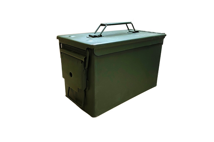 ARMY SURPLUS AMMO CAN