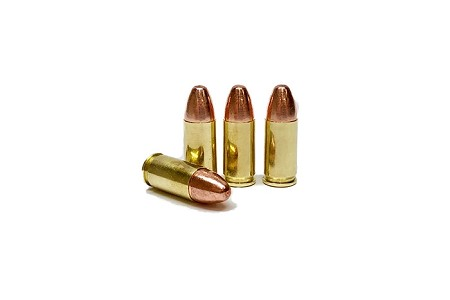 BULLETS 1ST - 9MM 147 GR ROUND NOSE BULLET - SUBSONIC - 1000 CT